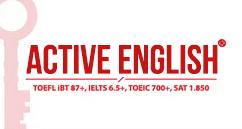 Luyện thi IELTS theo phương pháp Active English